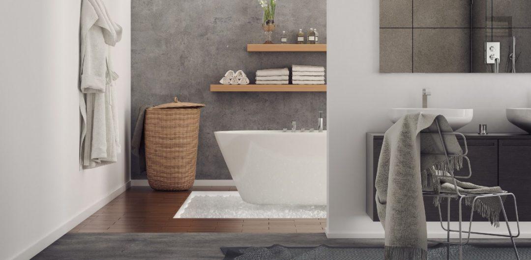 bathroom storage iStock