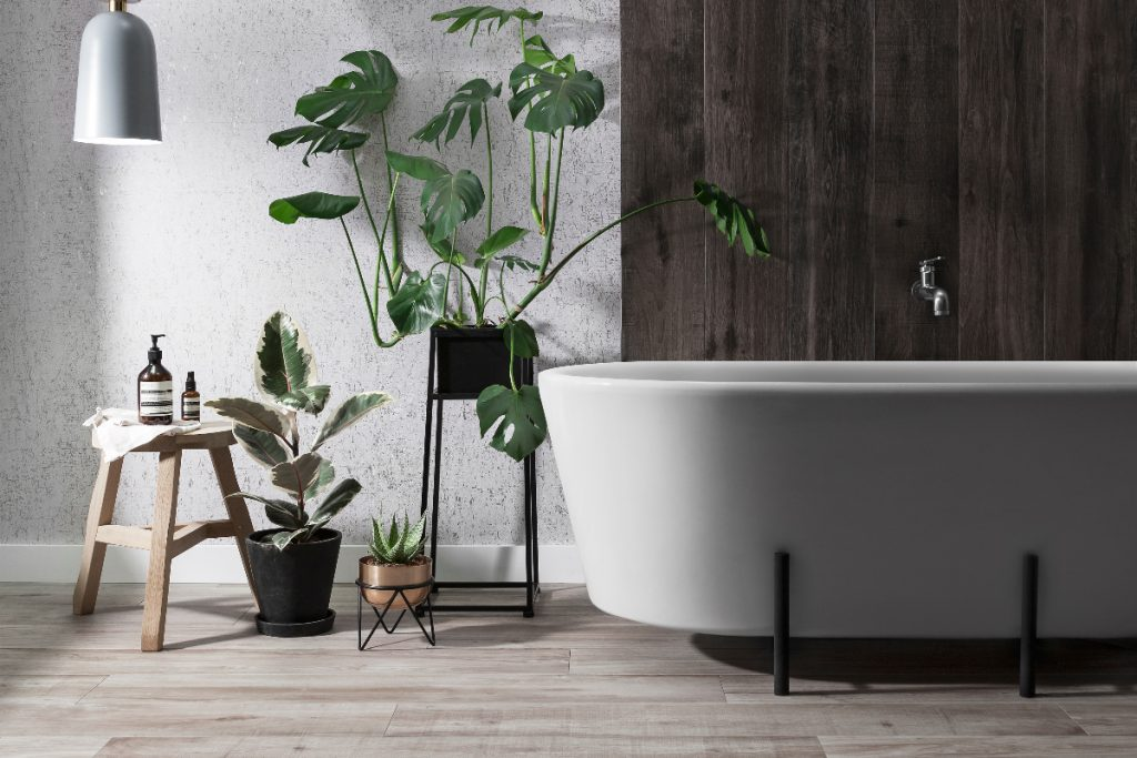 Buying bathroom wall and floor tiles