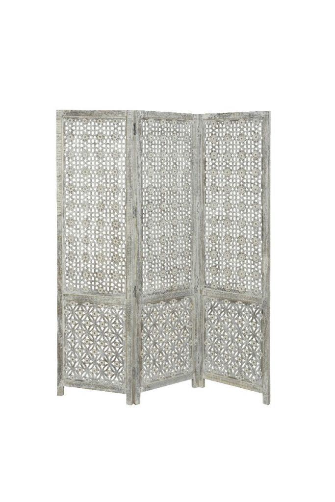 Room dividers geometric screen