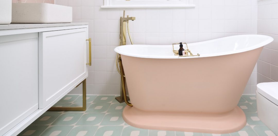 Ripples double-ended baths
