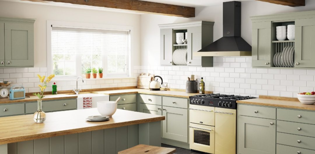 Belling Farmhouse quiet appliances