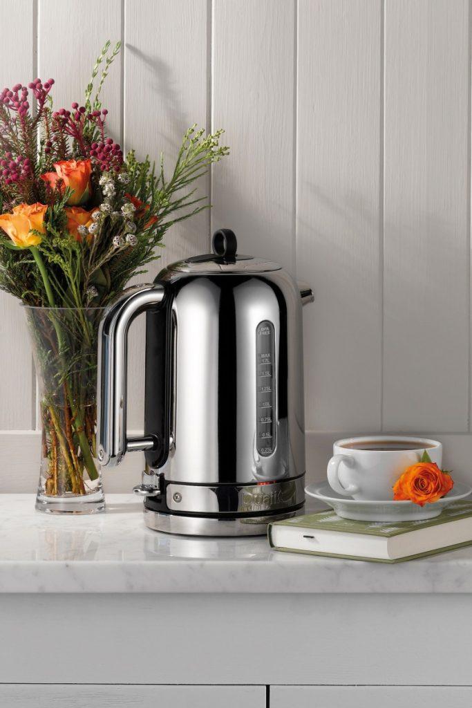 Dualit kettle quiet appliances