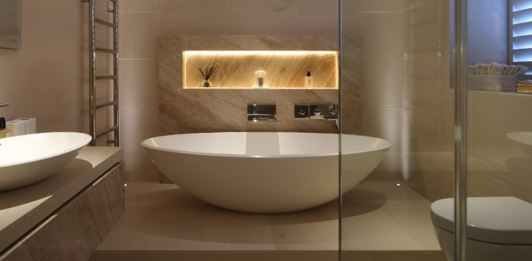 Bathroom design tips John Cullen