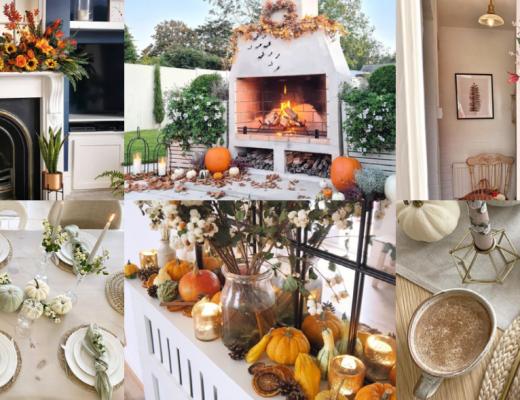 Autumnal decorating ideas